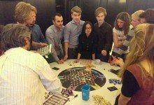 Perspectivity Game Groningen