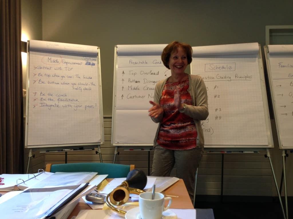 The Organisation workshop