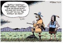 peak-oil-cartoon-discoveries-production-buffalo-shortage-600
