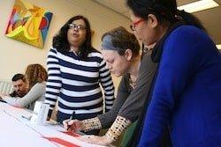 Cordaid: Barometer for Women's Leadership