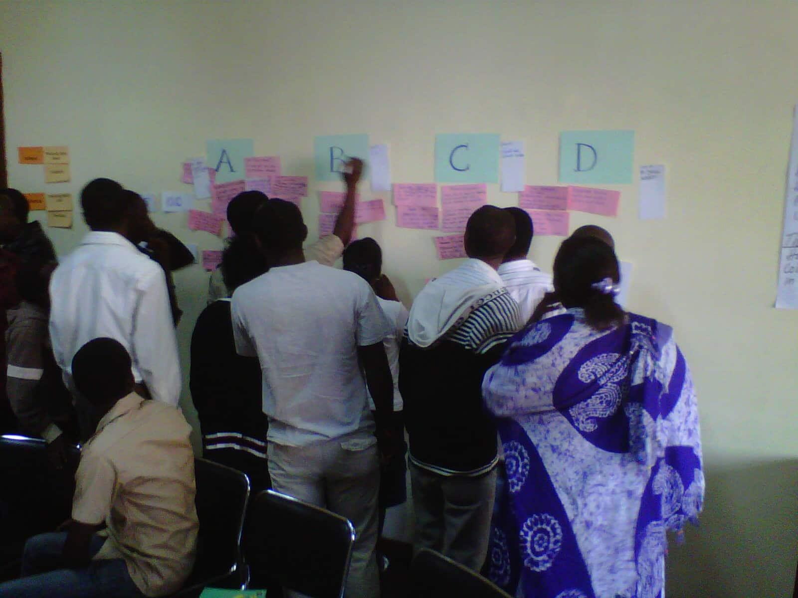 Facilitation Concepts & Skills Training