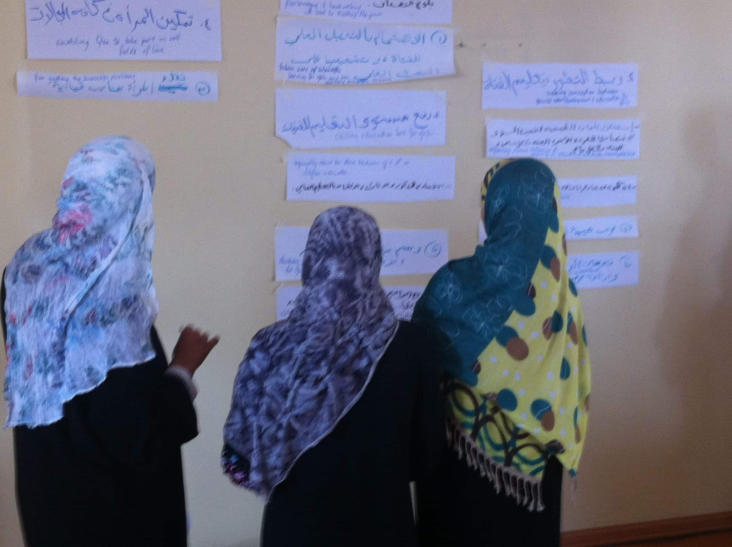 Participatory policy making instruments for the Higher Education sector, Yemen