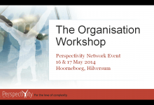 Invitation Organisation Workshop