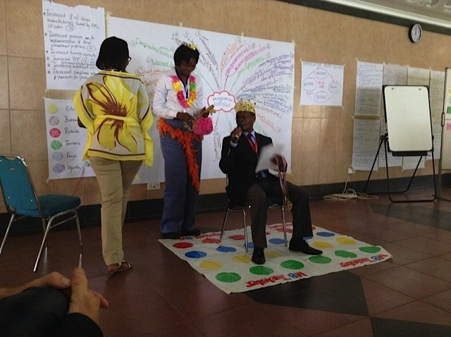 Appreciative Inquiry Retreat in Uganda