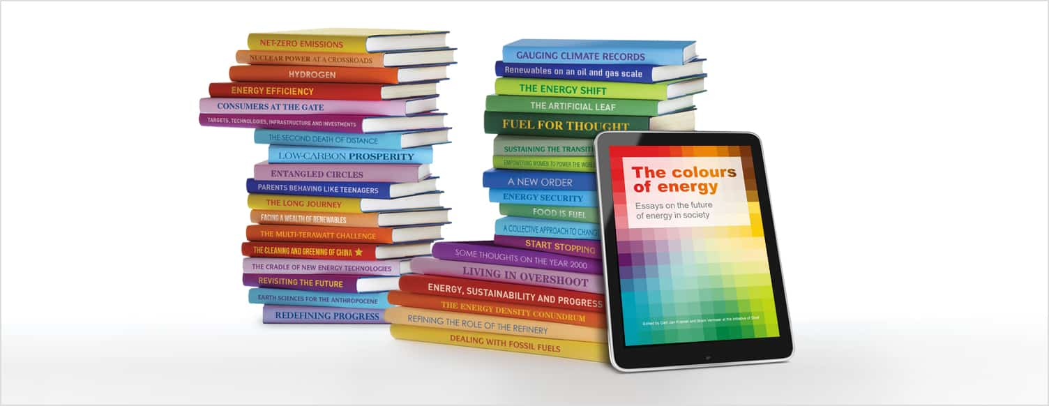 Leading thinkers explore the future of energy in a free e-book made available by Shell