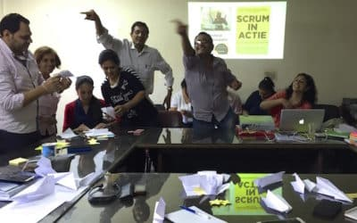 Agile Scrum Projectmanagement