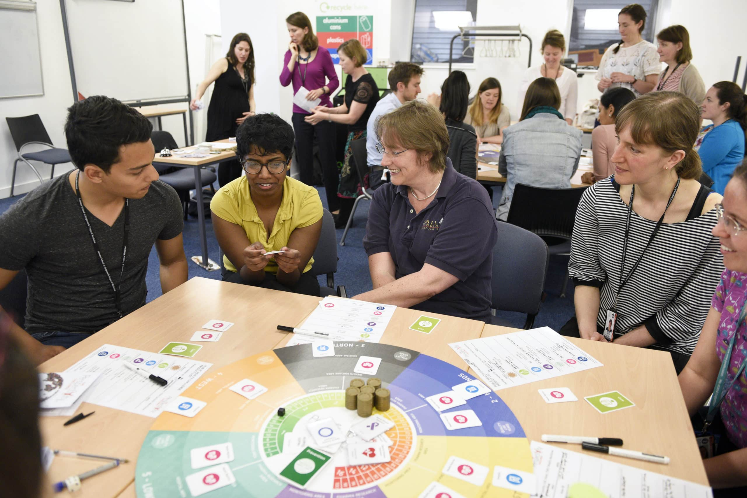 The Public Health Challenge as part of the Masters of Public Health at the London School of Hygiene and Tropical Medicine
