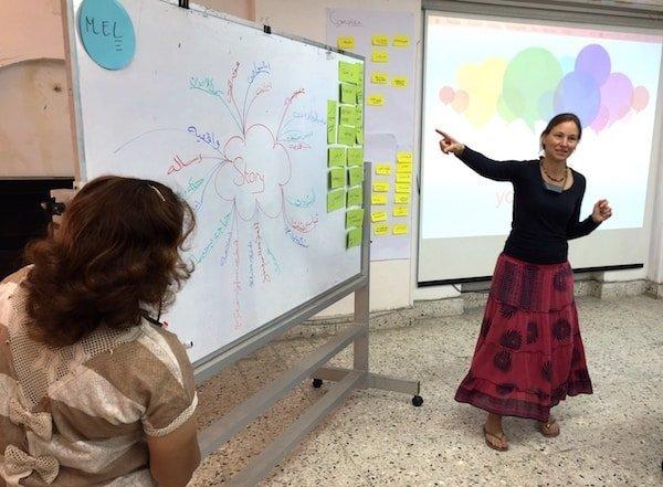 Storytelling @Caritas