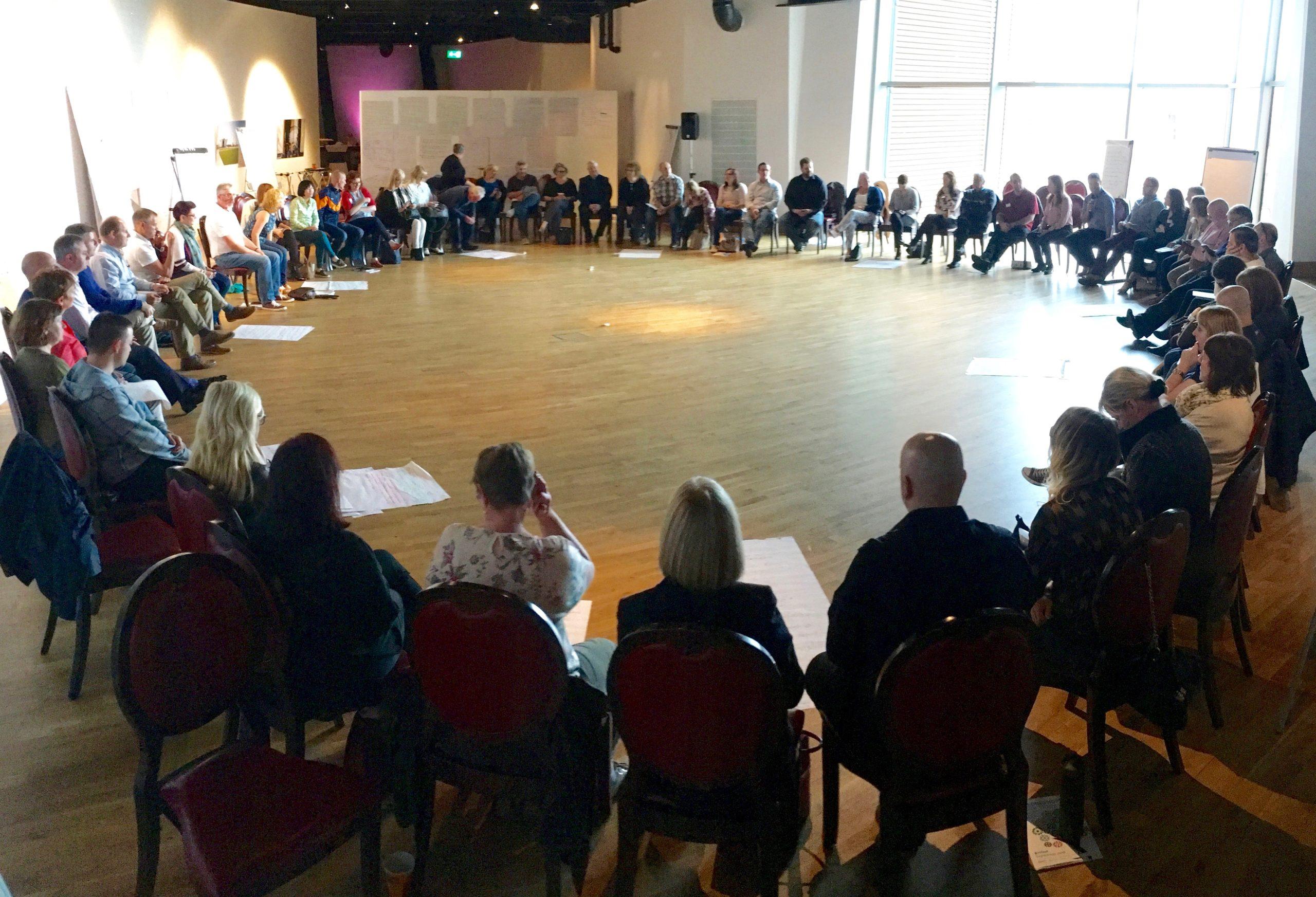 Future Search on Suicide Prevention in Belfast