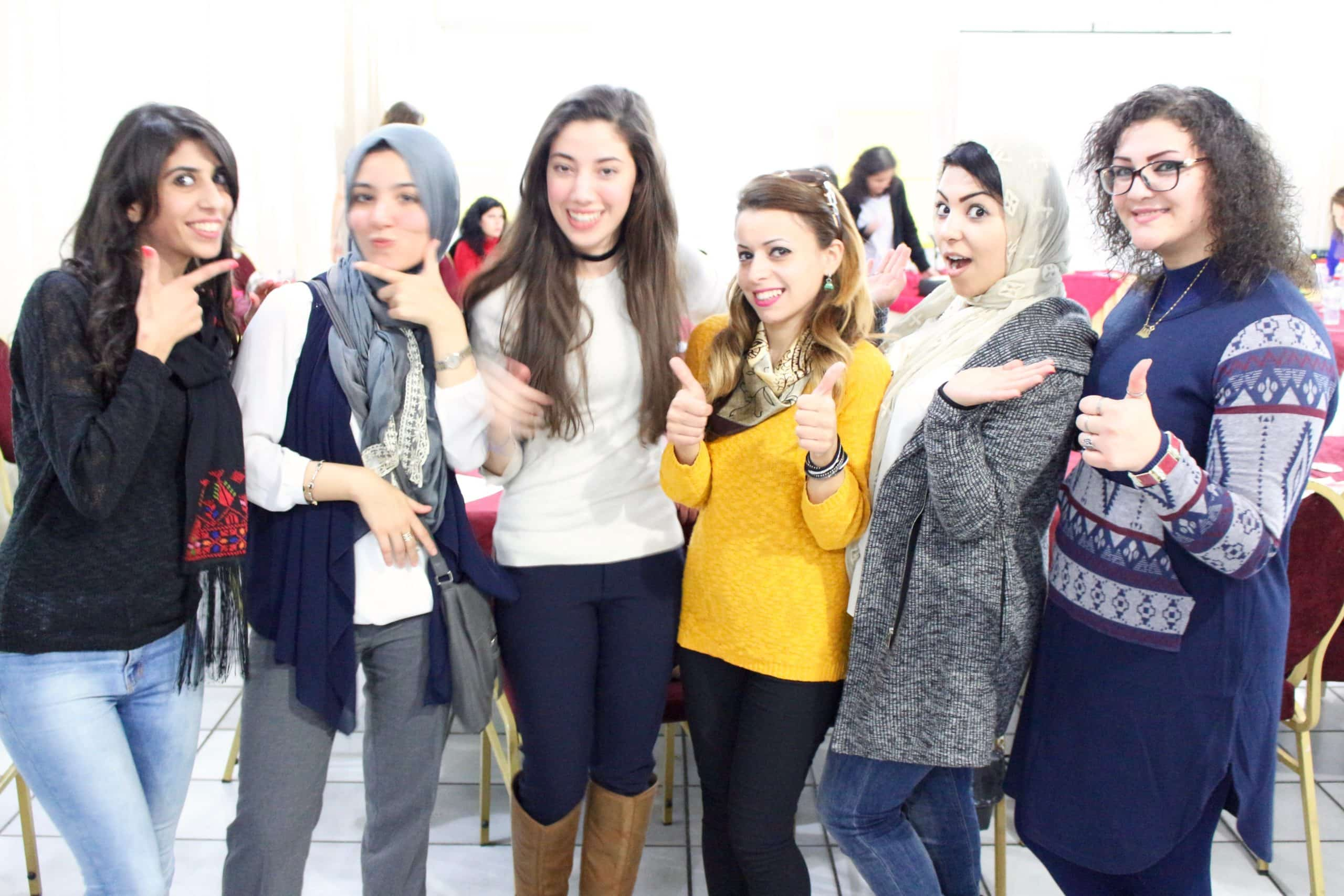 Regional exchange for youth leaders from Libya, Palestine and Tunisia with Cordaid