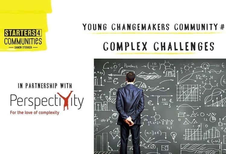 Starters4Communities Young Changemakers Community Event