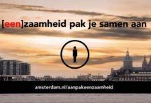 Eenzaamheid Amsterdam