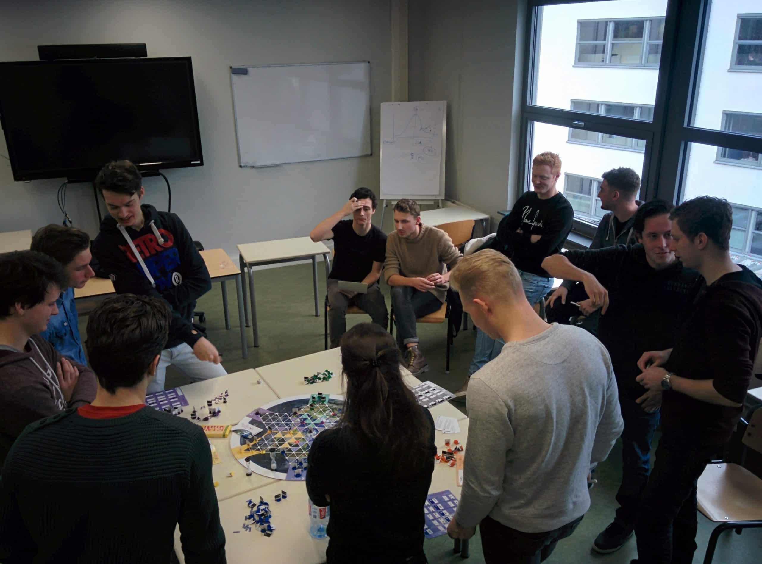 Collaboration & Team Spirit – Hogeschool Utrecht plays the Climate Challenge again