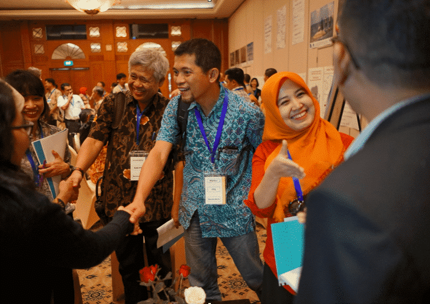 World-class professionals in Indonesian coastal zone and water management