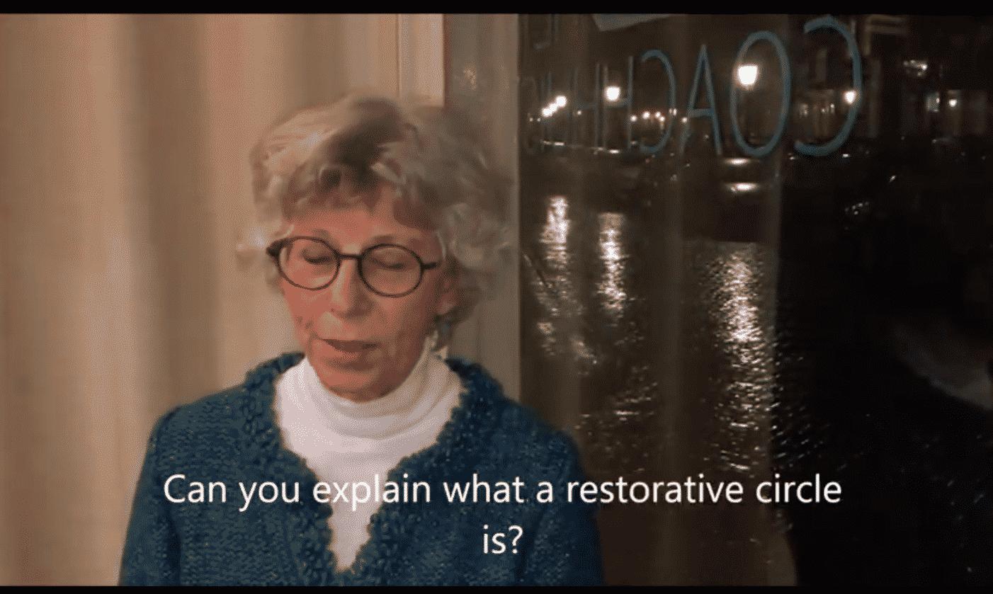 Restoratives Circles at Perspectivity