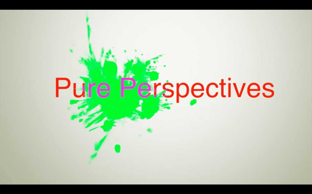 Pure Perspectives