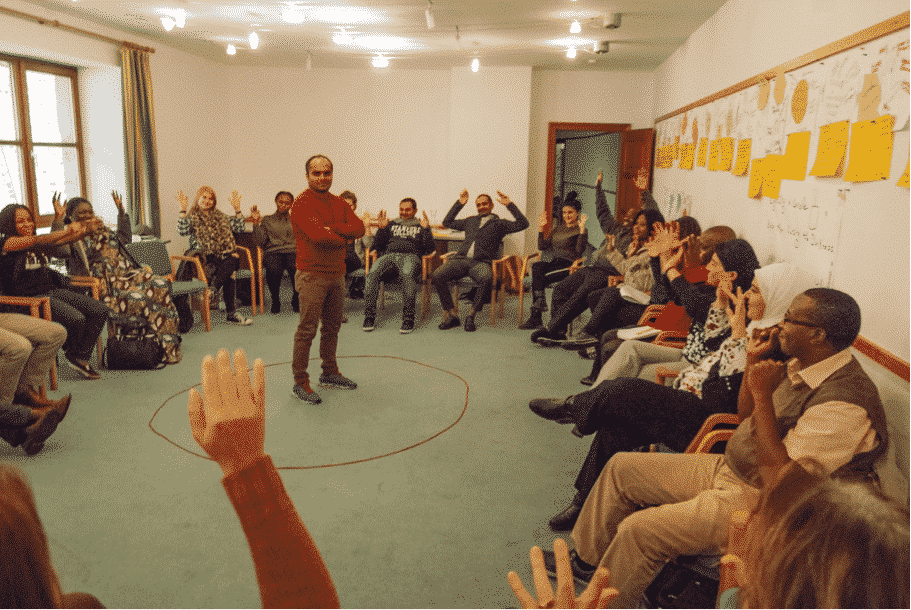 Governance and Peacebuilding at the Austrian Study Centre for Peace and Conflict Resolution