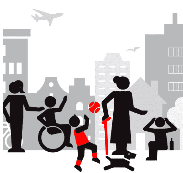 Amsterdam Accessible for All – the first Amsterdam Local Inclusion Agenda