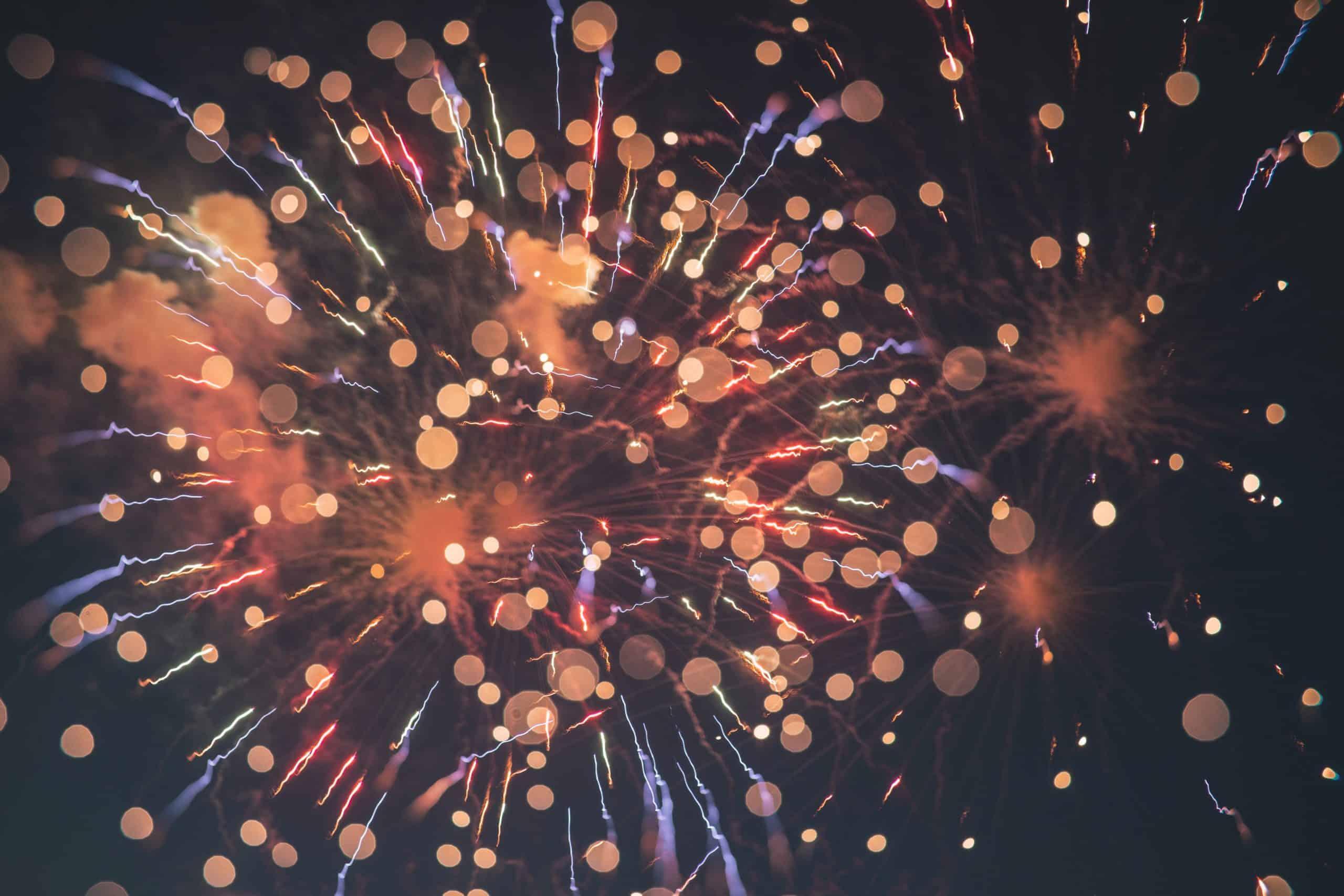 New Year Community Toast