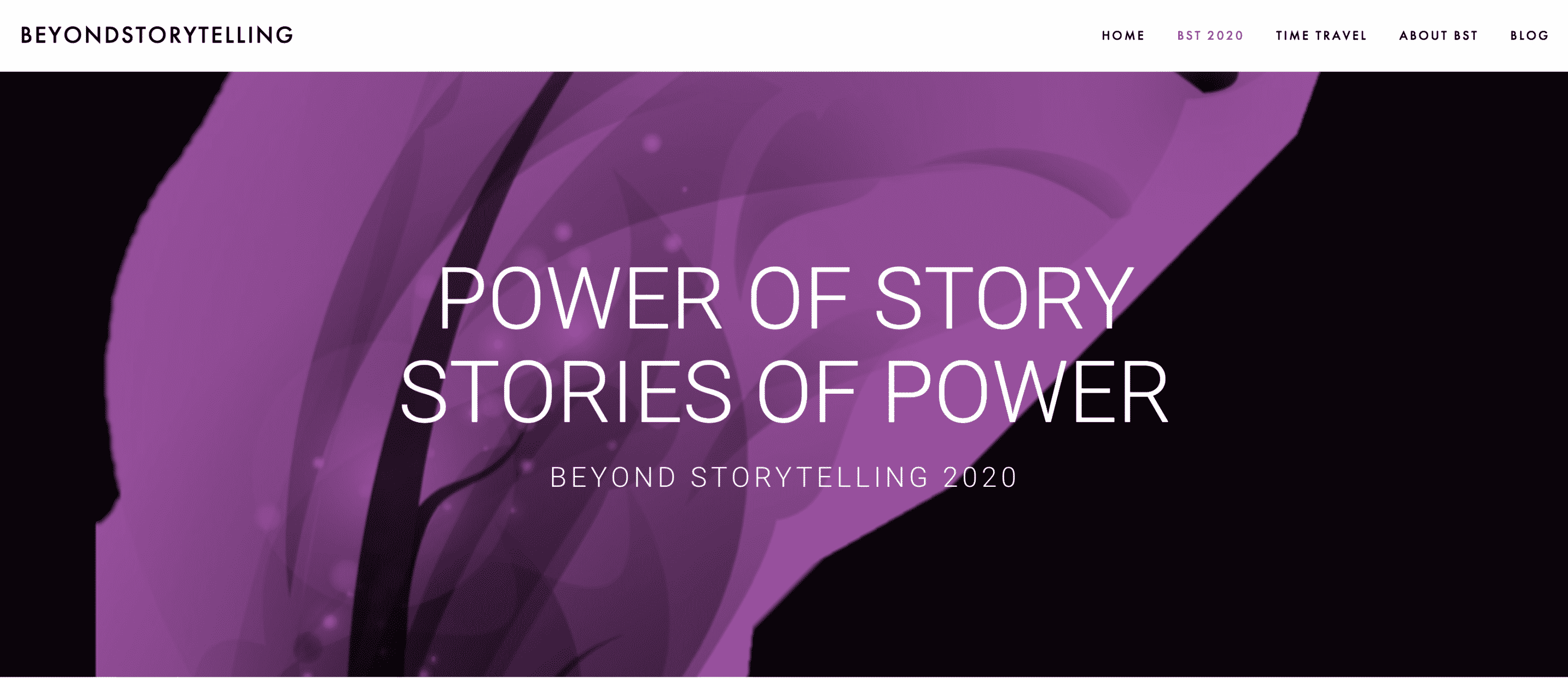Beyond Storytelling Conference – moved to May 2021 in Berlin