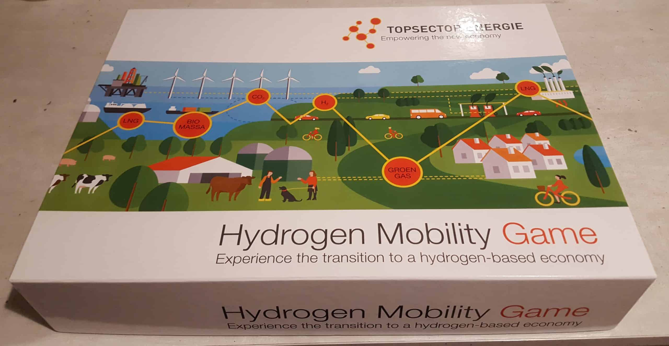 Playing the Hydrogen Mobility challenge