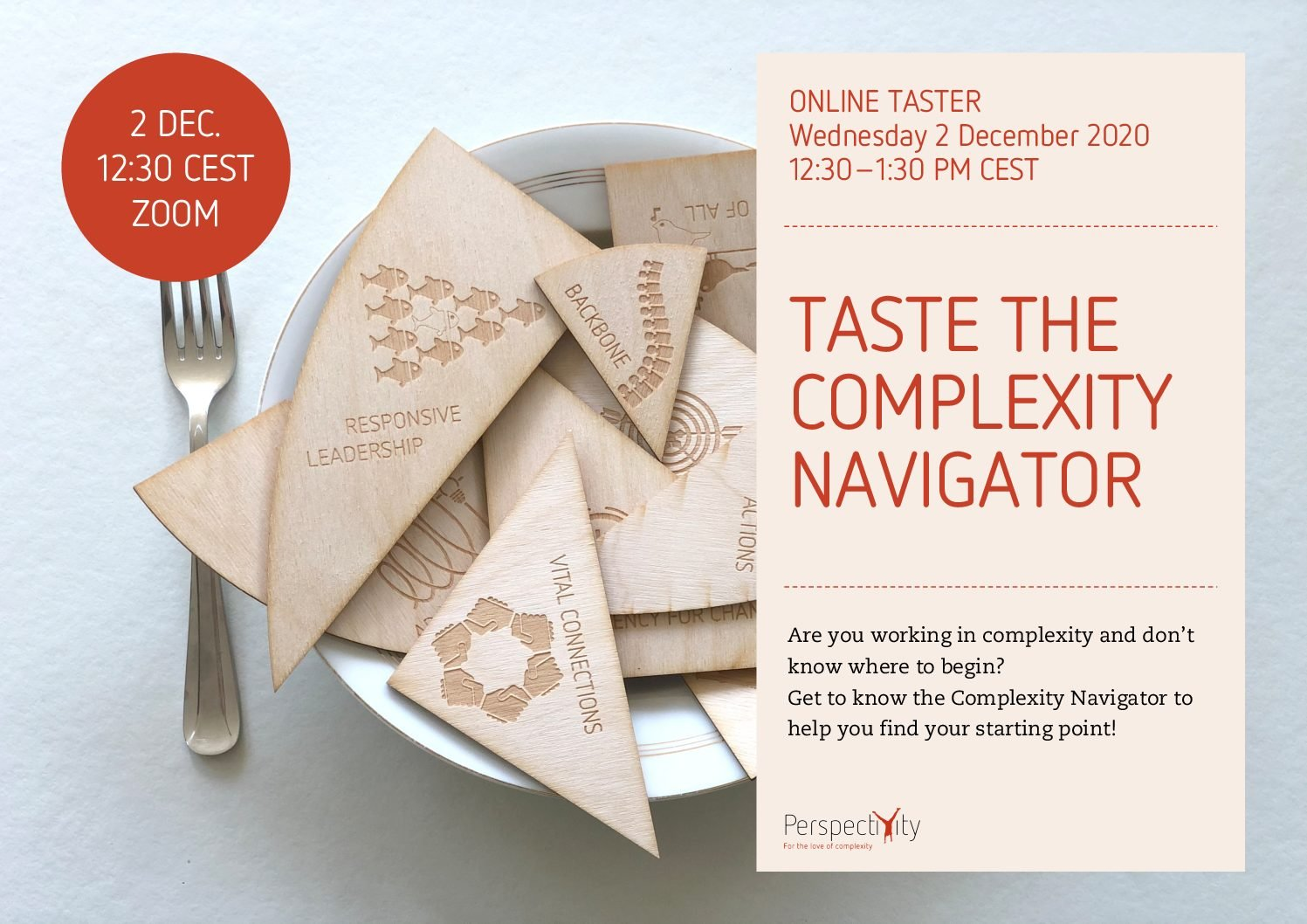 Taste the Complexity Navigator